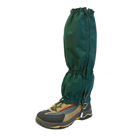 North Star Polaina Cordura® verde forest - Pack 2 polainas paranieves