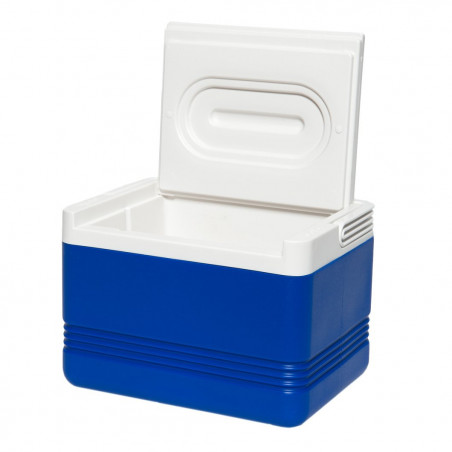 Mini Nevera rígida Igloo Coolers LEGEND 6 - azul