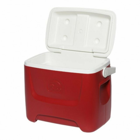 Nevera rígida Igloo Coolers ISLAND BREEZE 28 - roja