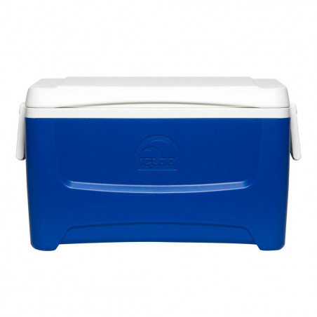 Nevera rígida Igloo Coolers ISLAND BREEZE 48 - azul