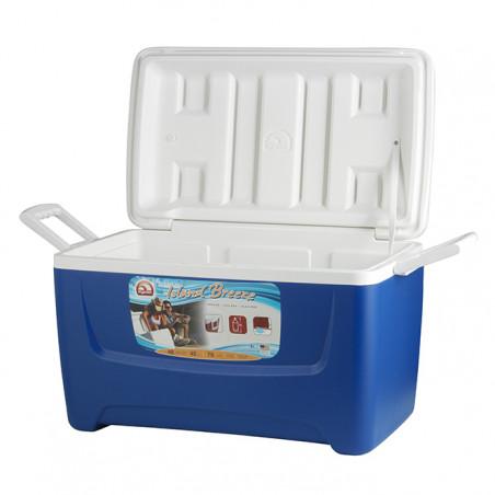 Nevera rígida Igloo Coolers ISLAND BREEZE 48 - azul