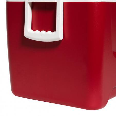 Nevera rígida Igloo Coolers ISLAND BREEZE 48 - roja