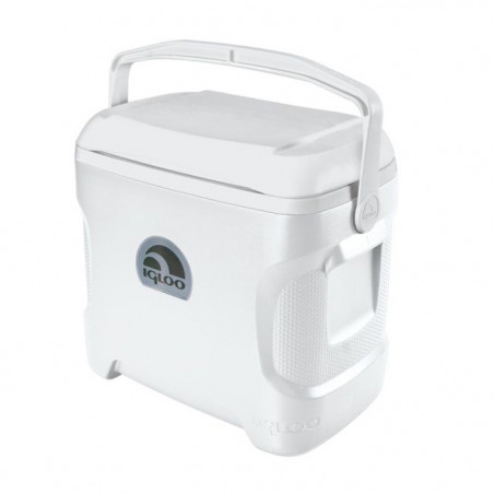 Nevera rígida Igloo Coolres MARINE CONTOUR 30 - blanca
