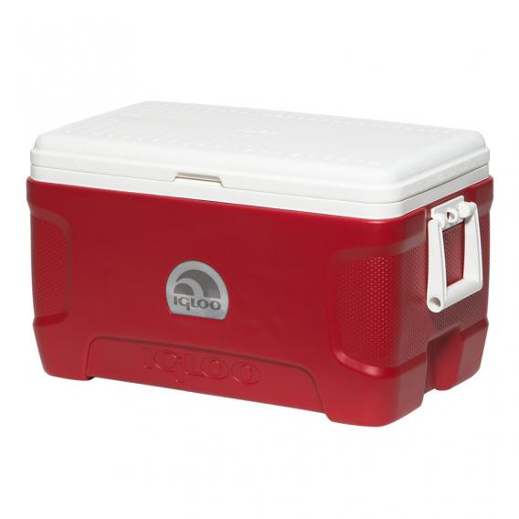 Nevera rígida Igloo Coolers CONTOUR 52 - Roja