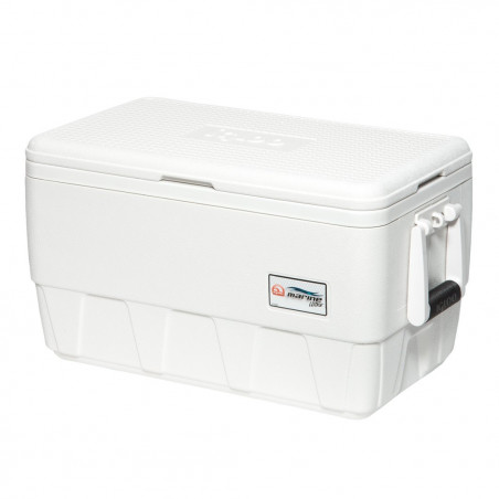 Nevera rígida Igloo Coolers MARINE ULTRA 48 - blanca