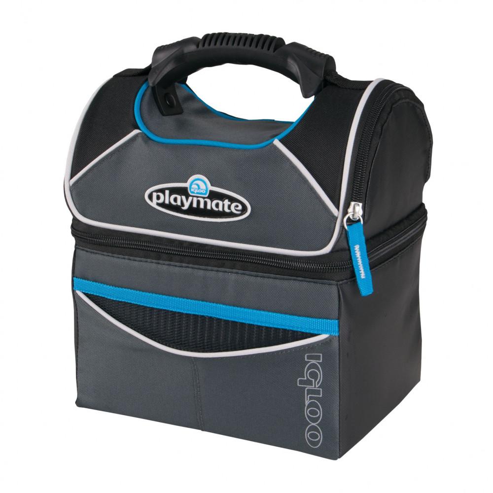 Nevera flexibles Igloo Coolers PLAYMATE GRIPPER 6L - azul