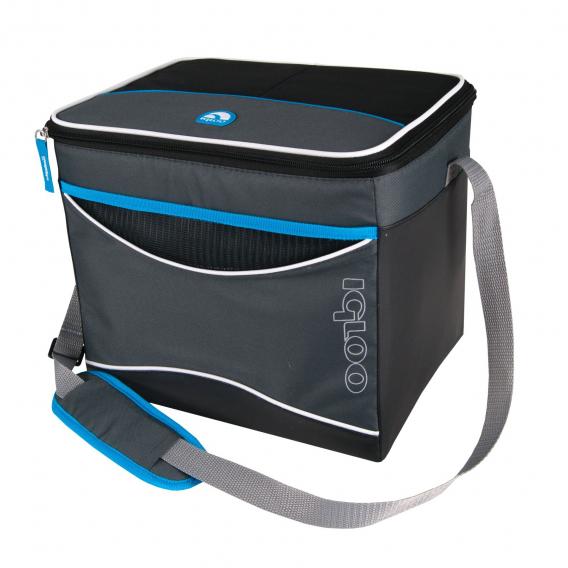 Nevera flexible Igloo Coolers SOFT COOLER 17L - azul