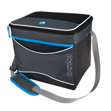 Nevera flexible Igloo Coolers SOFT COOLER 17L - azul