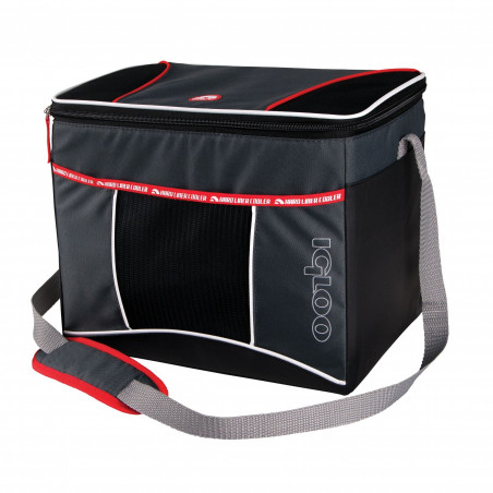 Nevera flexible Igloo Coolers SOFT COOLER 17L - roja