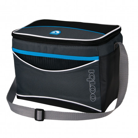Nevera flexible Igloo Coolers SOFT COOLER 9L - azul