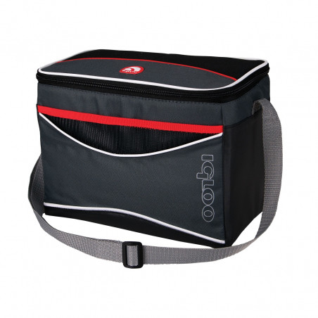 Nevera flexible Igloo Coolers SOFT COOLER 9L - roja