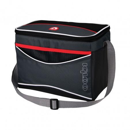 Nevera flexible Igloo Coolers SOFT COOLER 9L - roja