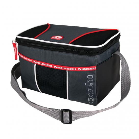 Nevera flexible Igloo Coolers SOFT COOLER 5L - roja