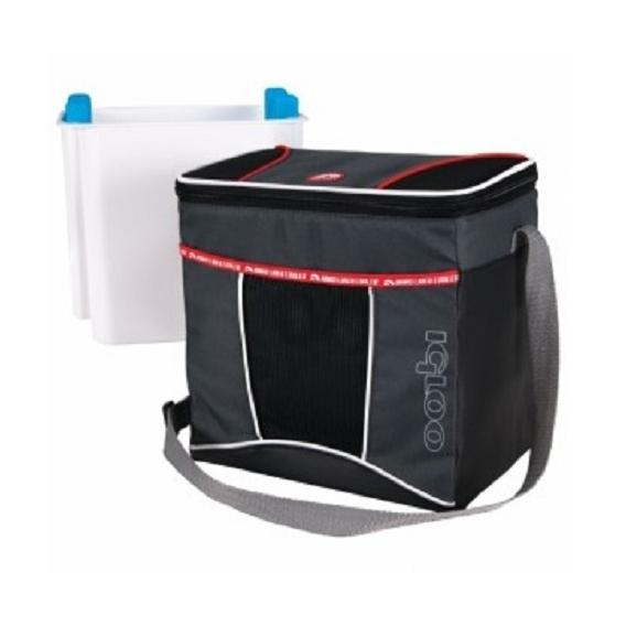 Nevera flexible Igloo Coolers SOFT COOLER 19L - roja