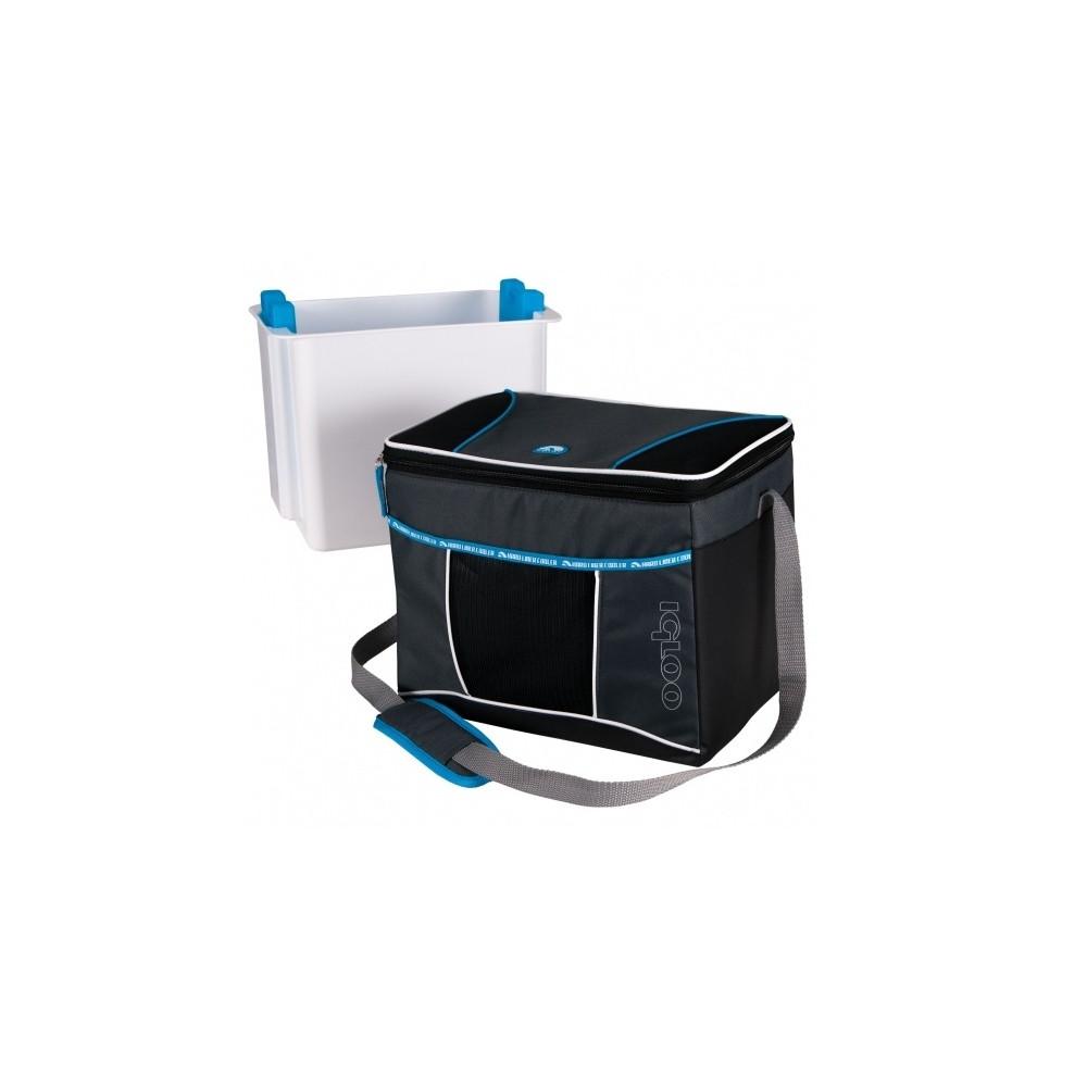 Nevera flexible Igloo Coolers SOFT COOLER 19L - azul
