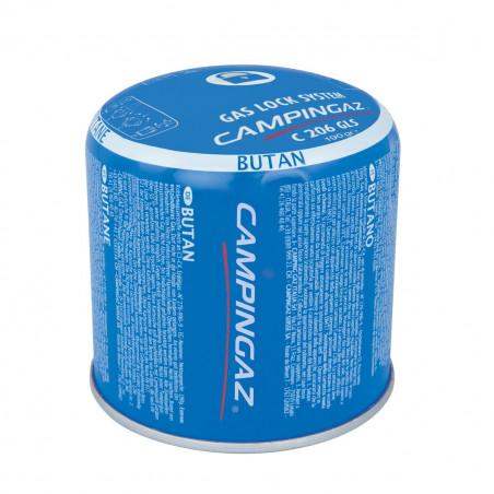 Cartucho de gas Campingaz C206 GLS PI perforable