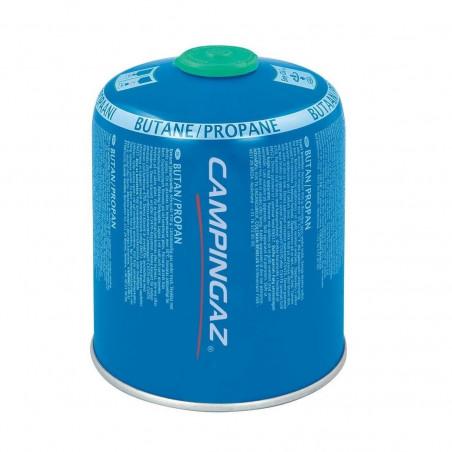 Cartucho de gas Campingaz CV470 PLUS con válvula
