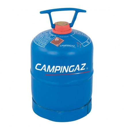 Botella de gas recargable Campingaz R901 con válvula