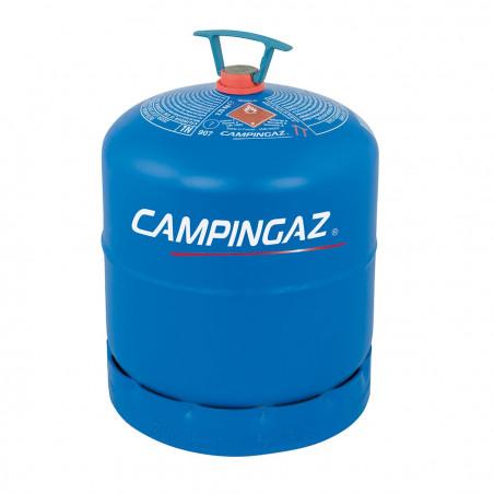 Botella de gas recargable Campingaz R907 con válvula