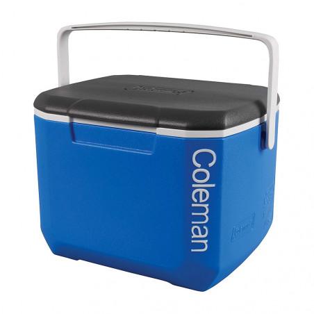 Nevera rigida Coleman 16QT - azul