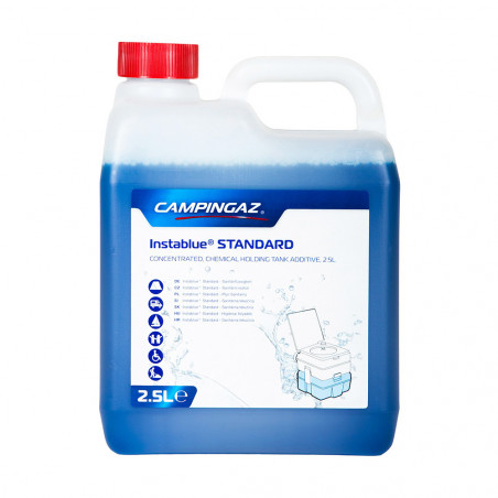 Líquido para inodoro químico WC Campingaz INSTABLUE STANDARD 2,5L