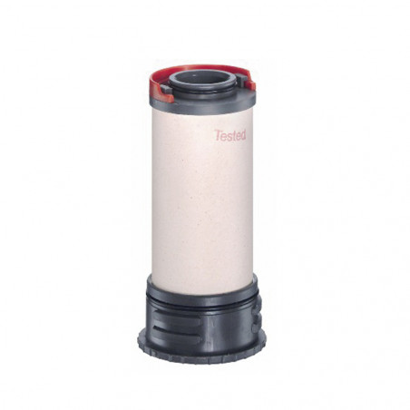 Cartucho cerámica de recambio para filtro purificador Katadyn COMBI FILTER