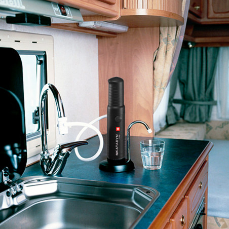 Pack 2 recambios carbón activo para filtro purificador Katadyn Combi CARBON REPLACEMENT PACK