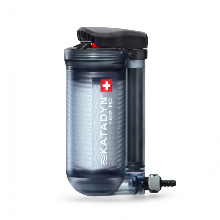 Filtro purificador de agua Katadyn HIKER PRO FILTER – transparente