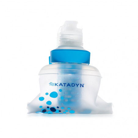 Cantimplora con filtro purificador Katadyn BeFree Filter 0,6L