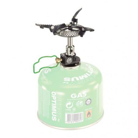 Hornillo de gas para camping ultraligero Optimus CRUX LITE
