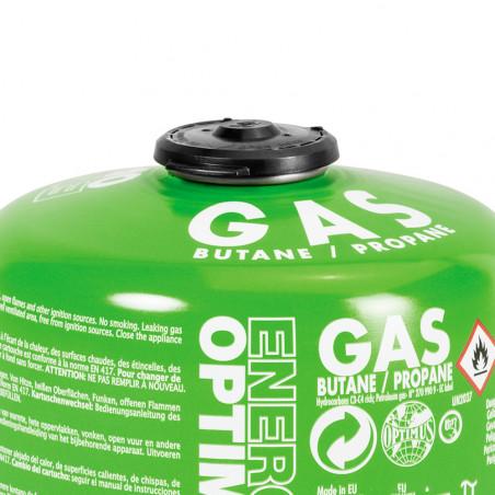 Cartucho de gas Optimus GAS 440G BUTANE/PROPANE con válvula