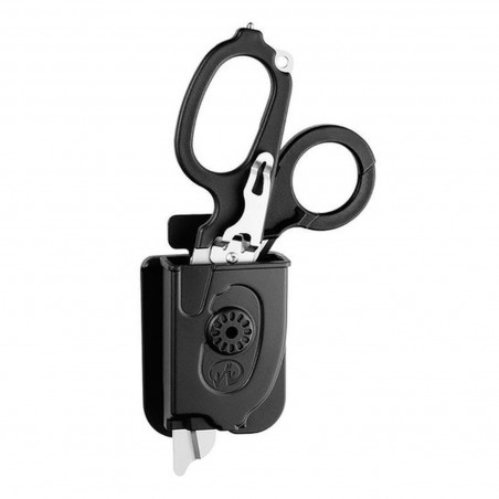 Tijeras médicas multiusos Leatherman RAPTOR 6 herramientas - negra