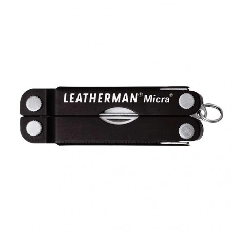 Multiherramienta navaja multiusos Leatherman MICRA - Negra