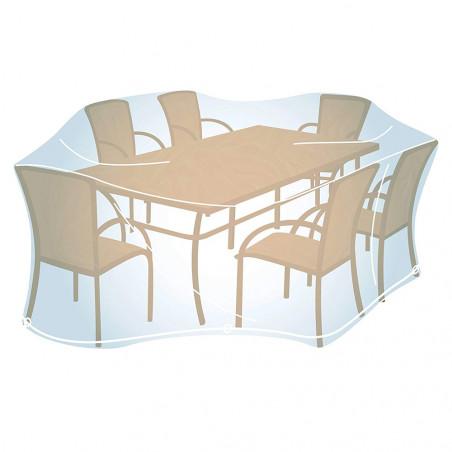Funda cubre mesa rectangular/ovalada L Campingaz