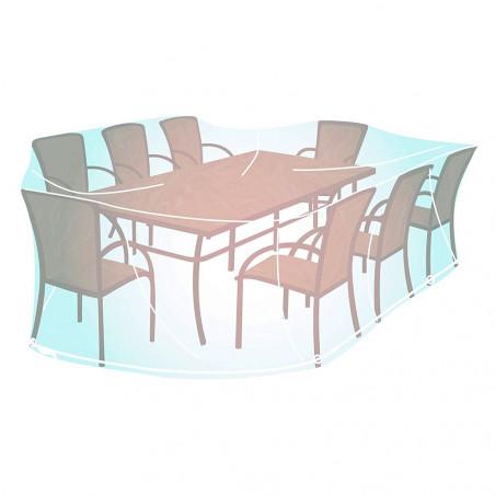 Funda cubre mesa rectangular/ovalada XL Campingaz