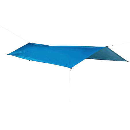 Poncho impermeable de lluvia Sea to Summit NYLON TARP - azul