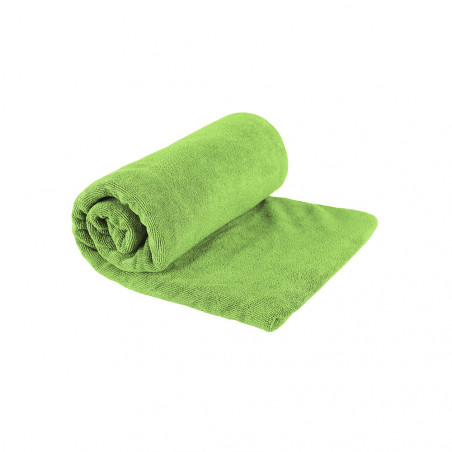 Toalla microfibra S Sea to Summit TEK TOWEL 40 X 80 CM -verde lima