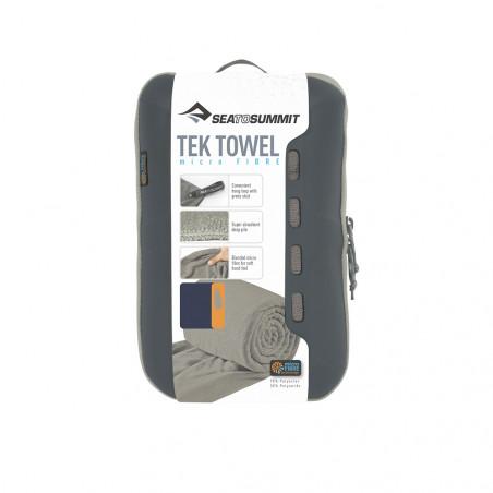 Toalla microfibra XS Sea to Summit TEK TOWEL 30 X 60 CM - azul cobalto