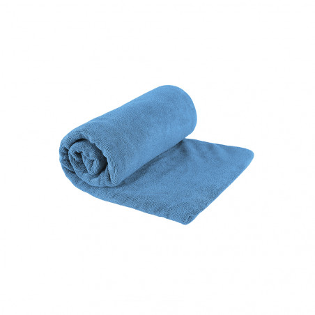 Toalla microfibra XS Sea to Summit TEK TOWEL 30 X 60 CM - azul pacifico