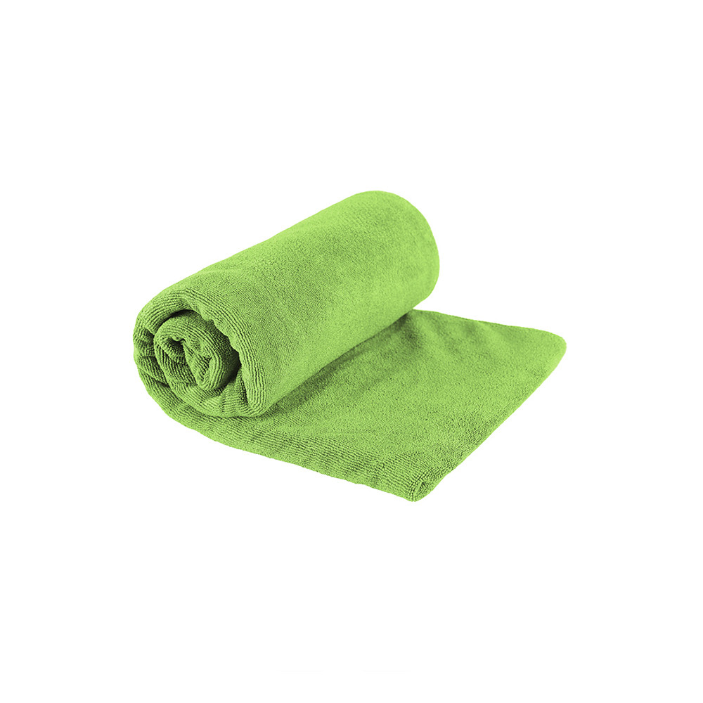 Toalla microfibra XS Sea to Summit TEK TOWEL 30 X 60 CM -verde lima