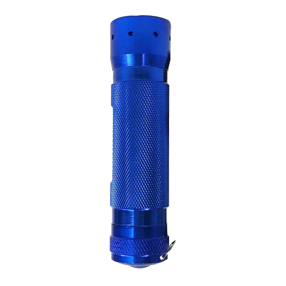 Linterna de bolsillo Hosa METÁLICA 5 LEDS - azul