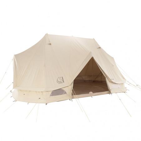 Nordisk Vanaheim 24 m² con suelo arena - Tienda de campaña algodon