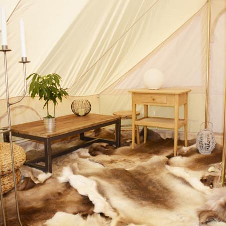 Tienda de campaña Nordisk UTGARD 13.2 m² con suelo - arena