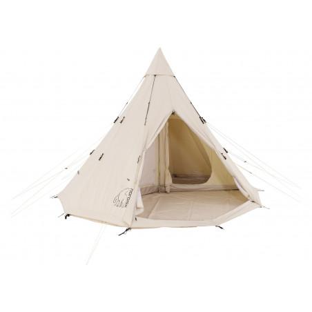 Habitación para la tienda de campaña tepee Nordisk ALFHEIM 19.6 m² - arena