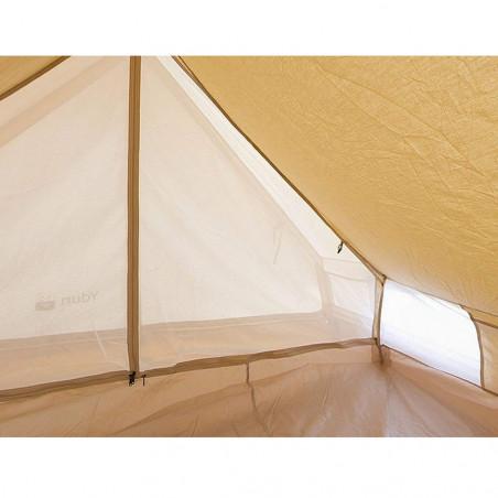 Habitación para la tienda de campaña patrulla Nordisk YDUN 5.5 m² - arena