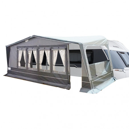 Avancé caravana pvc Intexca GEMINIS con tapas - fondo 270 cm