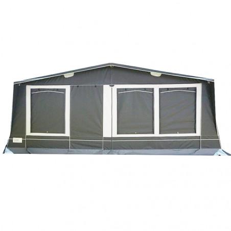 Avancé caravana pvc Intexca BIG EXTENSION con tapas - fondo 360 cm