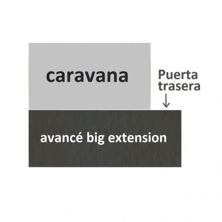Avancé para caravana Intexca BIG EXTENSION - fondo 270 cm