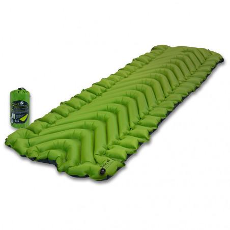 Esterilla autohinchable Klymit STATIC V2- verde