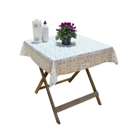 Mantel Intexca para mesa cuadrada 80 x 80